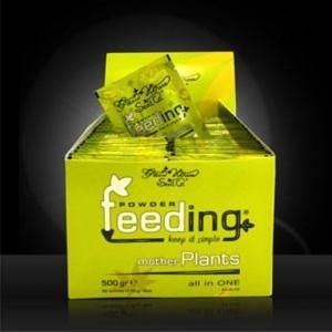 Green House Seed CoFeeding Powder Mother Plants