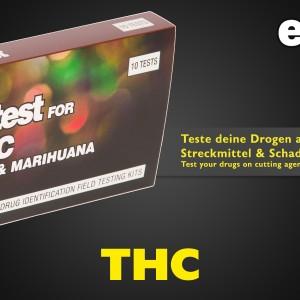 EZ-Test for THC Hash Marihuana 10