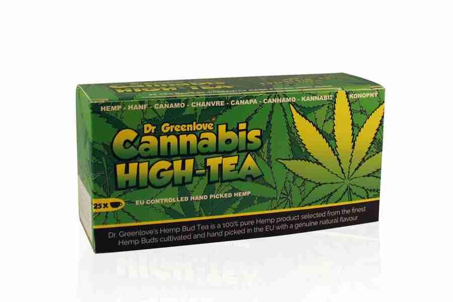 marijuana bud tea how to make