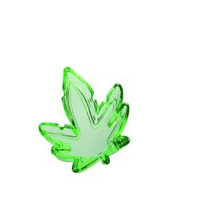 Posacenere Glass Leaf