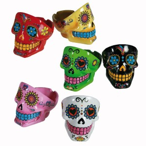 Posacenere Sugar Skull
