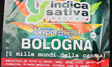 IndicaSativa Trade bologna 2016