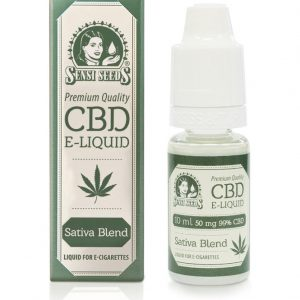 Sensi Seeds CBD E-Liquid 50mg