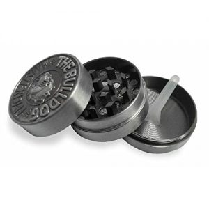The Bulldog Grinder Metal 3 parti